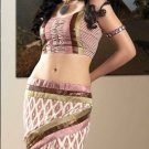 Sarees Sari Partywear Faux Georgette Designer Printed With Blouse - SM 249B N