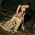Sarees Sari Partywear Faux Georgette Designer Printed With Blouse - SM 595 N