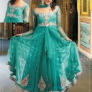 Bridal Wedding Designer Embroidery Shalwar Salwar Kameez With Dupatta- X 3003B N