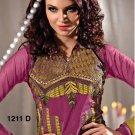 Designer Embroidered Suit Shalwar Salwar Kameez Indian Bollywood - X 1211d
