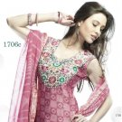 Designer Embroidered Suit Salwar Salwar Kameez Indian Bollywood- X1706c