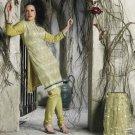 Indian / Pakistani Designer Embroidered Shalwar Salwar Kameez - X7139A