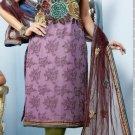 Designer Embroidered Suit Shalwar Salwar Kameez Indian Bollywood  - X 310B