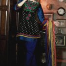 Chanderi Bridal  Designer Embroidered Salwar Kameez With Dupatta - X 2709A N