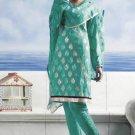 Indian / Pakistani Designer Embroidered Shalwar Salwar Kameez - X7144B