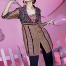Indian Ethnic Bollywood Designer Beautiful Kurti Tops - X1116