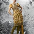 Indian Pakistani Shalwar Salwar Kameez Embroidered Fancy Party Wedding - X 8017a
