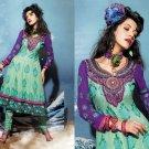 Salwar Kameez Suit Shalwar Indian Bollywood Designer Embroidered - X 3121