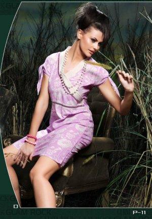 Indian Ethnic Bollywood Designer Beautiful Kurti Tops - X11d