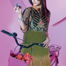 Indian Ethnic Bollywood Designer Beautiful Kurti Tops - X1132