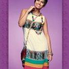 Indian Ethnic Bollywood Designer Beautiful Kurti Tops - X MBA-15