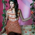 Indian Ethnic Bollywood Designer Beautiful Kurti Tops - X1109