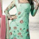 Indian Bollywood Designer Embroidered Suit Shalwar & Salwar Kameez - X 4