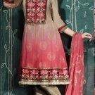 Indian Bollywood Designer Embroidered Suit Shalwar Salwar Kameez - X2841