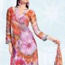 Indian Bollywood Designer Digital Print Shalwar & Salwar Kameez - X2926