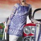 Soft Cotton Designer Embroidered Shalwar & Salwar Kameez With Dupatta - X 8068a