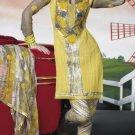 Soft Cotton Designer Embroidered Shalwar & Salwar Kameez With Dupatta - X 8069a