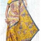 Indian Bollywood Designer Saree Embroidered Sari - Tu6754