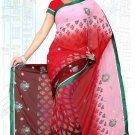 Indian Bollywood Designer Saree Embroidered Sari - Tu6738