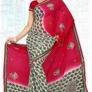 Indian Bollywood Designer Saree Embroidered Sari - Tu6717