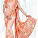 Indian Bollywood Designer Saree Embroidered Sari - Tu6660