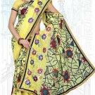 Indian Bollywood Designer Saree Embroidered Sari - Tu6648