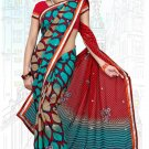 Indian Bollywood Designer Saree Embroidered Sari - Tu6642