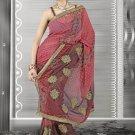 Indian Bollywood Designer Saree Embroidered Sari - TU576 -1