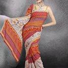Indian Bollywood Designer Saree Embroidered Sari - TU564 -1