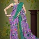 Indian Bollywood Designer Saree Embroidered Sari - TU504 -1