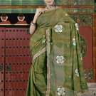 Indian Bollywood Designer Saree Embroidered Sari - TU483 -1