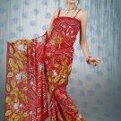 Indian Bollywood Designer Saree Embroidered Sari - TU536 -1