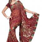 Indian Bollywood Designer Saree Embroidered Sari - TU470