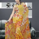Indian Bollywood Designer Saree Embroidered Sari - TU453 -1