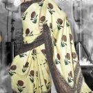 Indian Bollywood Designer Partywear Casual Printed Saree Sari - X 1607a