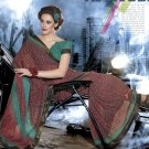 Indian Bollywood Designer Partywear Casual Printed Saree Sari - X 1604b
