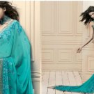 Indian Bollywood Designer Manish Malhotra Designer Saree Sari - X115