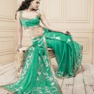Indian Bollywood Designer Manish Malhotra Designer Saree Sari - X108