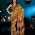Indian Bollywood Designer Partywear Printed Saree Sari - VF 8334A
