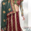 Indian Bollywood Designer Lehenga Choli / Ghagara Choli Saree Sari - TS2014