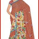 Indian Bollywood Designer Embroidered Saree Sari - Tu6329