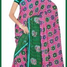 Indian Bollywood Designer Embroidered Saree Sari - Tu6320
