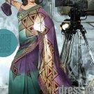 Indian Bollywood Designer Partywear Casual Printed Saree Sari - X 1603b