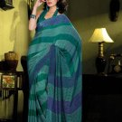 Indian Bollywood Designer Partywear Printed Saree Sari - VF 8334B