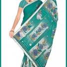 Indian Bollywood Designer Embroidered Saree Sari - Tu6346