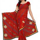 Indian Bollywood Designer Embroidered Saree Sari - Tu190