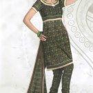 Faux Cotton Designer Printed Shalwar & Salwar Kameez With Dupatta - X 7066 N