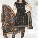Faux Cotton Designer Printed Shalwar & Salwar Kameez With Dupatta - X 7071 N