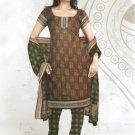 Faux Cotton Designer Printed Shalwar & Salwar Kameez With Dupatta - X 7060 N