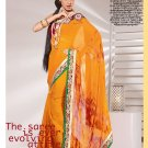 Sari & Sarees Viscose Fancy Embroidered Sarees With Unstitched Blouse - RTN 41 N
